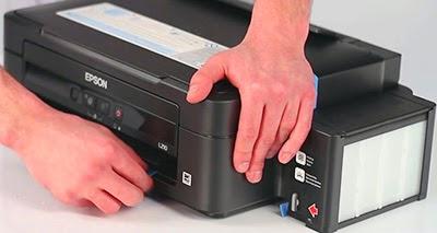 epson l210 scanner