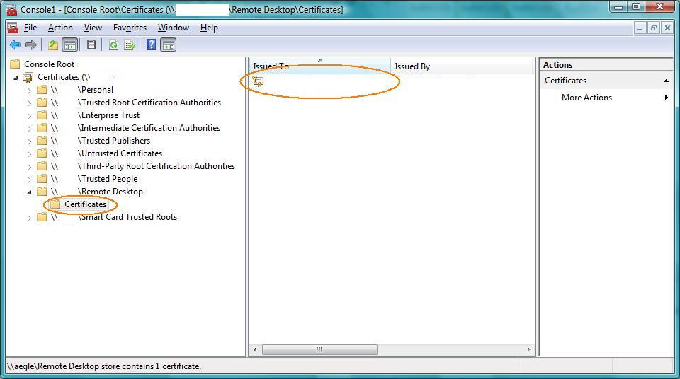 Living In Java Expiring Remote Desktop Certificate