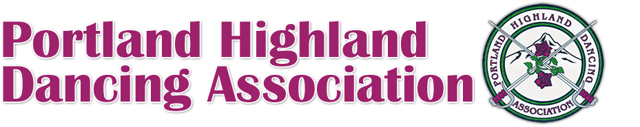 Portland Highland Dancing Association