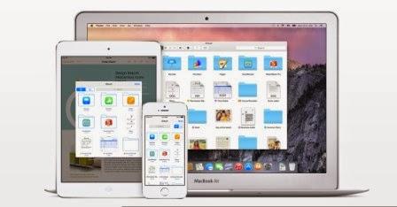 Inilah fitur baru dari iOS 8, foto dan video - iCloud drive