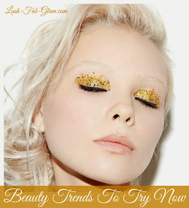 Must Try Winter Beauty Trends: Gorgeous Golden Eyes.