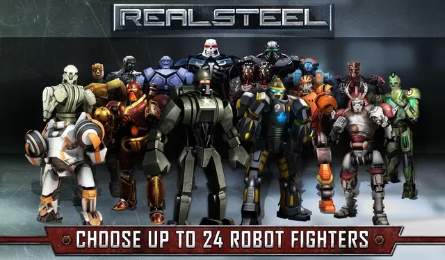 Screenshot Real Steel HD