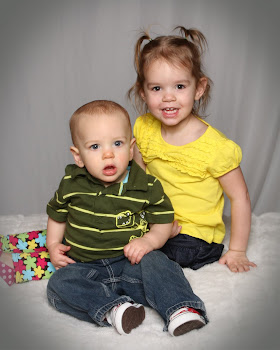 Caylee and Levi