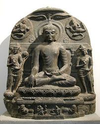 Buda en el Arte