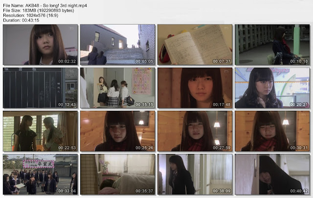 Screenshot AKB48 So Long! Episode 3