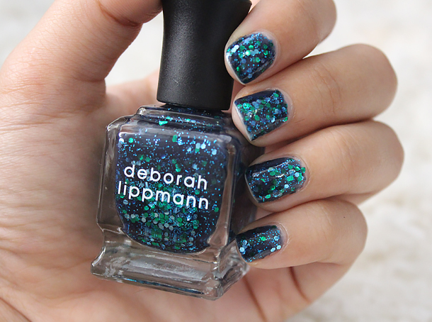 deborah lippmann across the universe review nail swatch polish