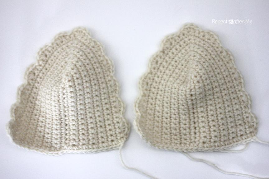 Crochet Bikini Top Repeat Crafter Me