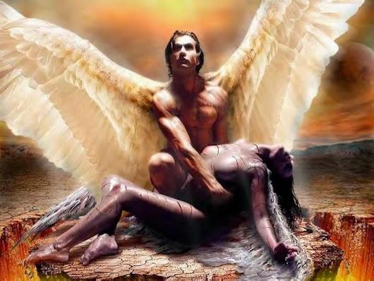 Как выглядит ангел?