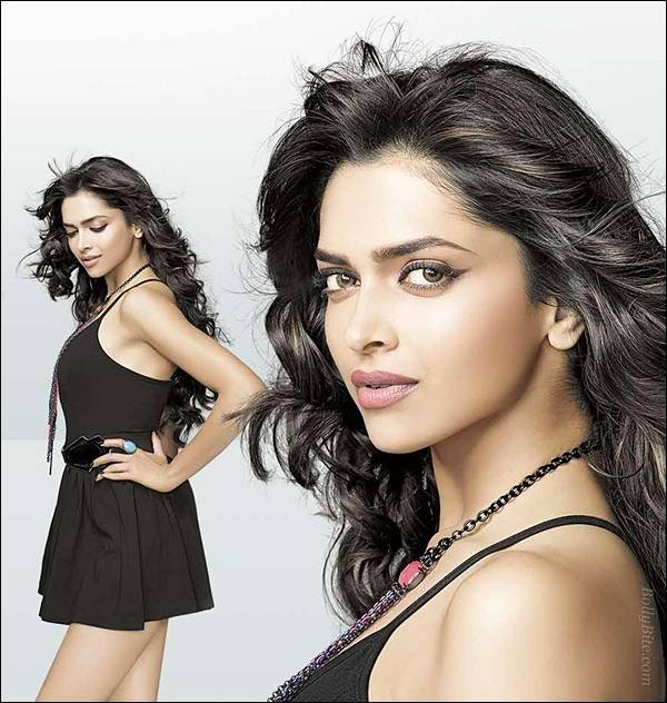 Deepika Padukone Sony Cybershot Ad Hot Pics
