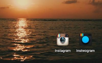Cara Menggunakan 2 Akun Instagram Sekaligus Dalam 1 HP Android