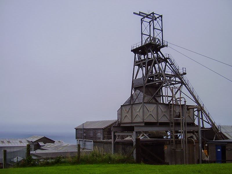 Geevor Tin Mine - Pendeen Cornwall
