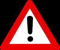 Warning sign - misleading direct email marketing