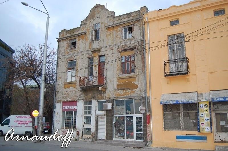 Къща в Близост до ЖП гарата на Варна