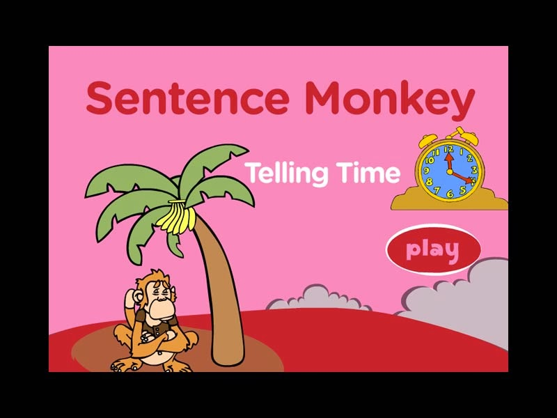 MONKEY SENTENCE GAME