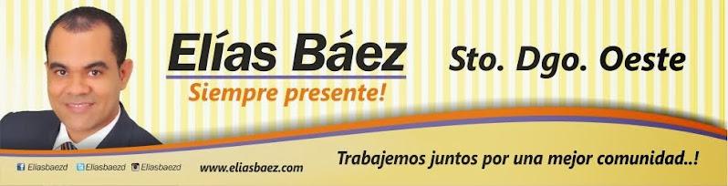 Elías Báez Siempre Presente!