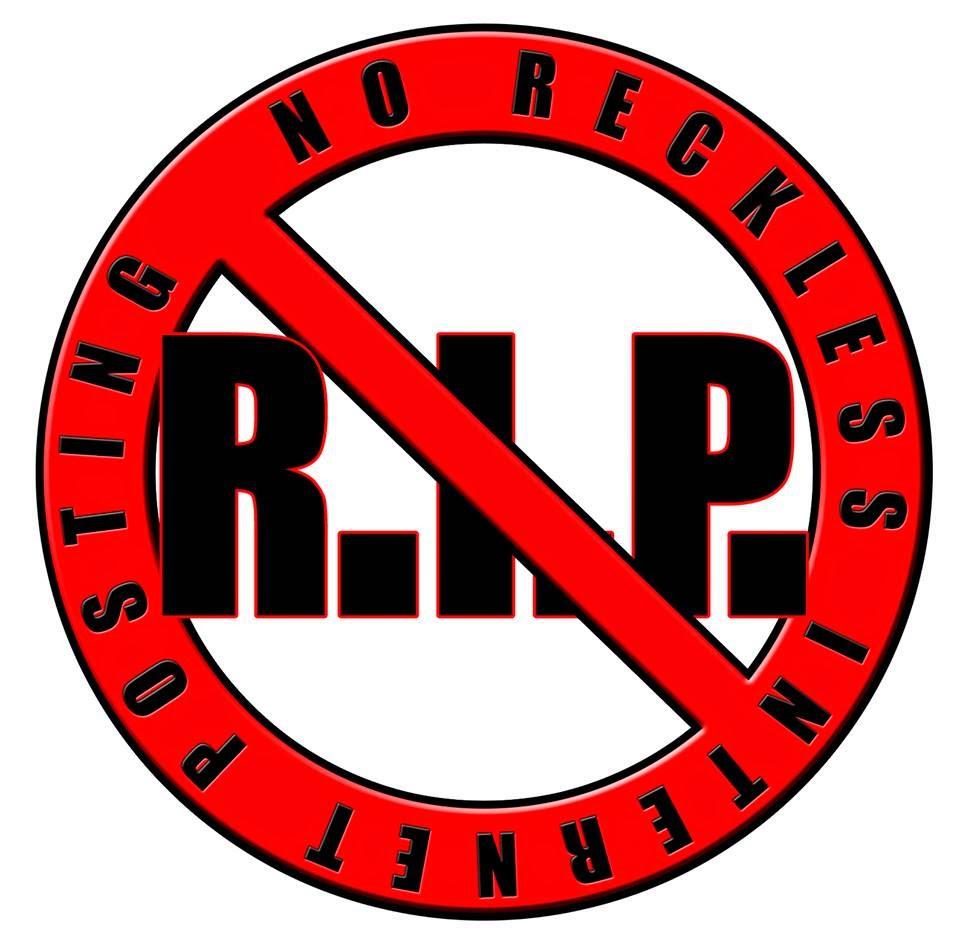 NO R.I.P.