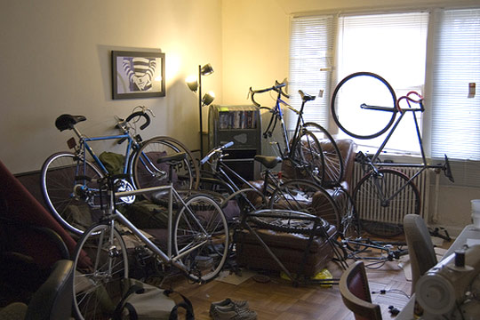 Apartment Bike Storage Solutions
