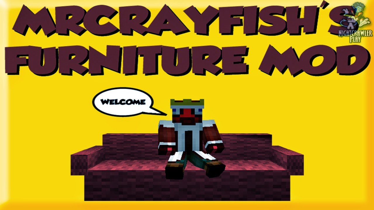 MrCrayfish's Furniture 1.5.2