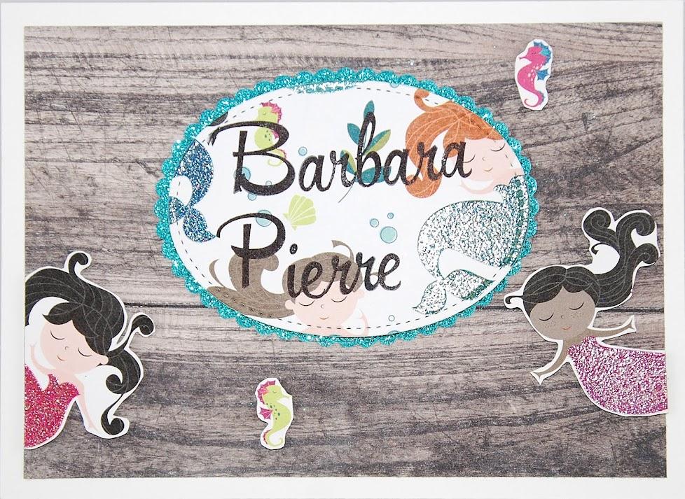 Barbara, démonstratrice STAMPIN'UP!