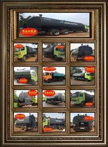 Truck Tangki Pemanas Aspal