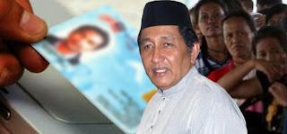 PROJEK IC MAHATHIR, Bekas Ketua Daerah Sandakan, Hassnar Ebrahim