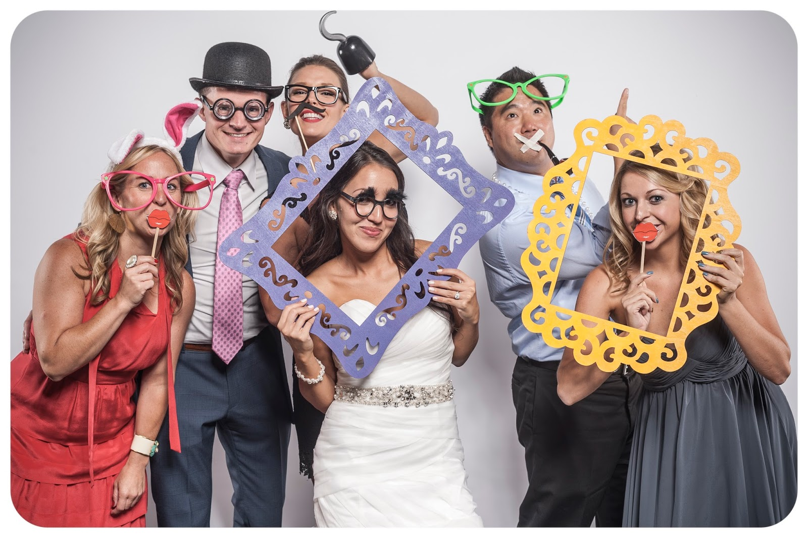 Portal Novia || 10 ideas para organizar un Photobooth