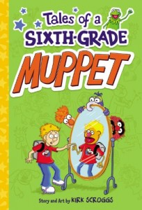 Cover Tales of a Sixth Grade Muppet