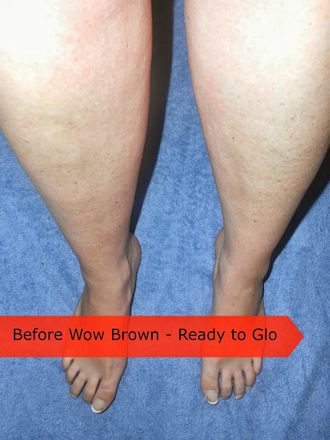 Wow Brown Ready To Glo Blog Review