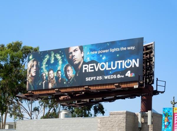Revolution series 2 billboard