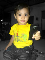 My beloved nephew Amirul