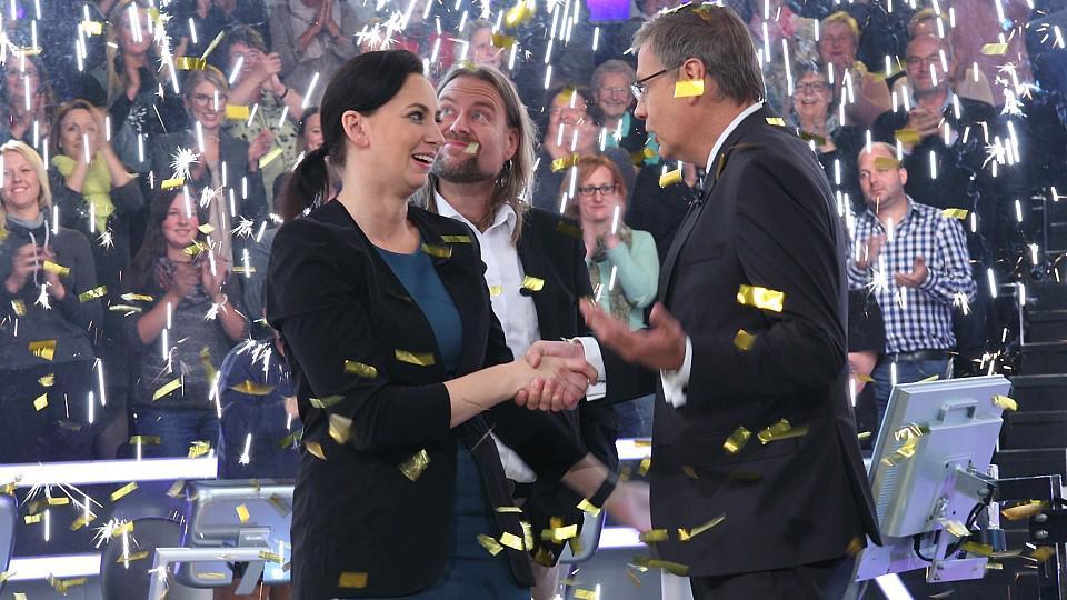 10. Millionär - Nadja Sidikjar - 13.11.2015 - 2. Jackpot-Special