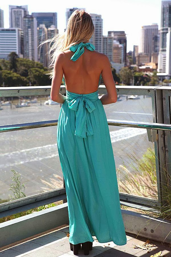 vestidos largos para ti