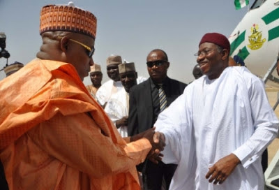 president jonathan boko haram states