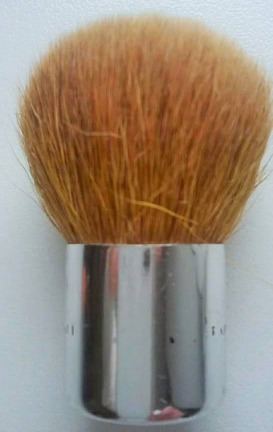 Mine old baby buki brush by bare minerals