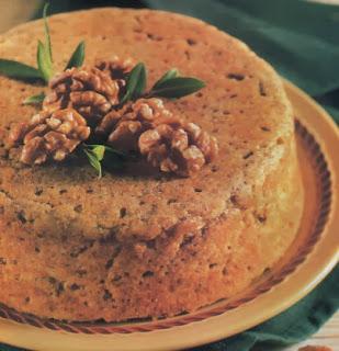 Rica Torta de nueces