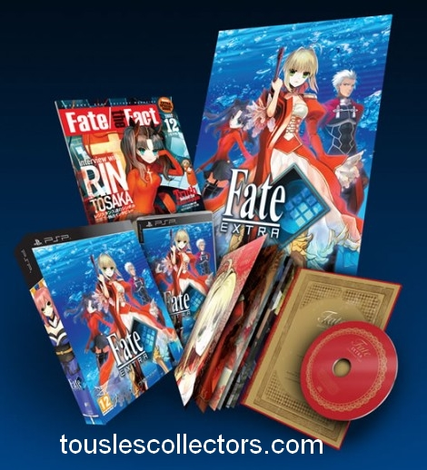 fate stay night jeu