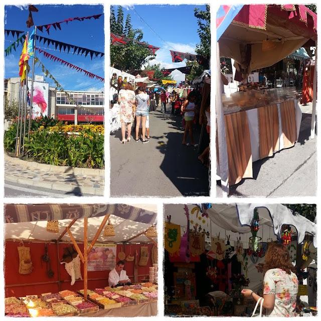 Mercado Medieval El Campello 2013