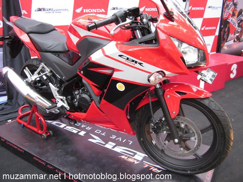 All New Honda CBR 150R resmi dirilis di Medan . . . foto gallery menyusul !