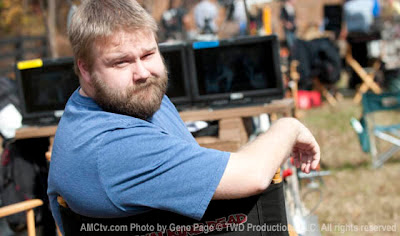 AMC The Walking Dead 3 Robert Kirkman interview