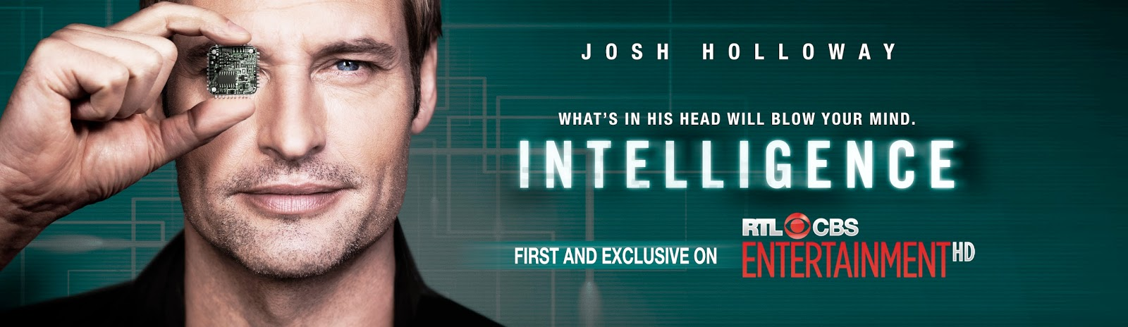 intelligence tv show