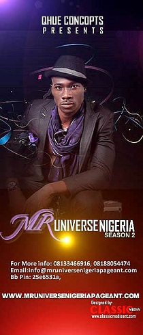 Mr. Universe Nigeria Pageant