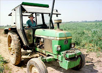 Cómo el copyright puede hacer un tractor obsoleto y tú trabajo