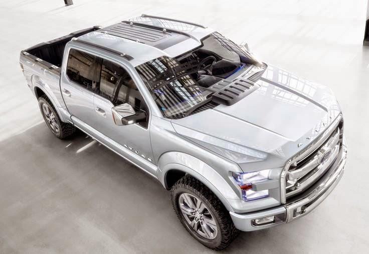2015 Ford Atlas Truck Release Date
