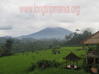 Tempat Wisata Desa Iseh Karangasem Bali