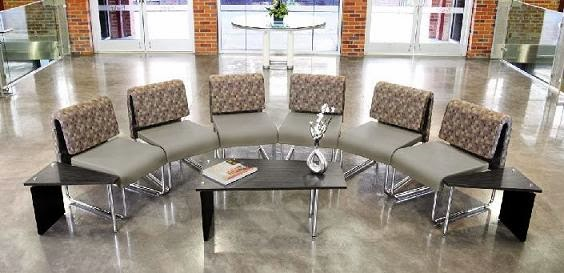 New Waiting Room Furniture