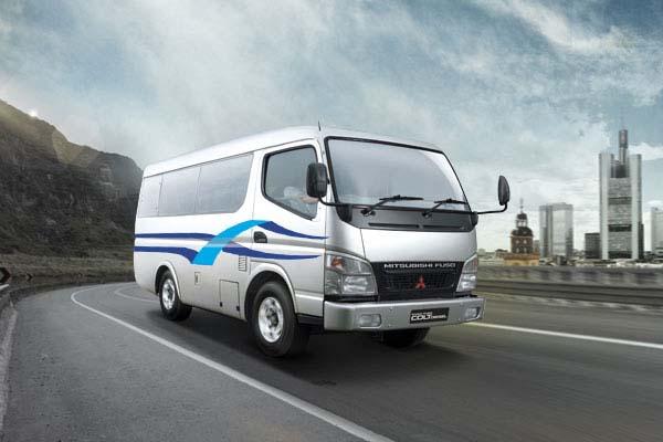 FE 71 Bus Chassis 110 PS (Super Economical)
