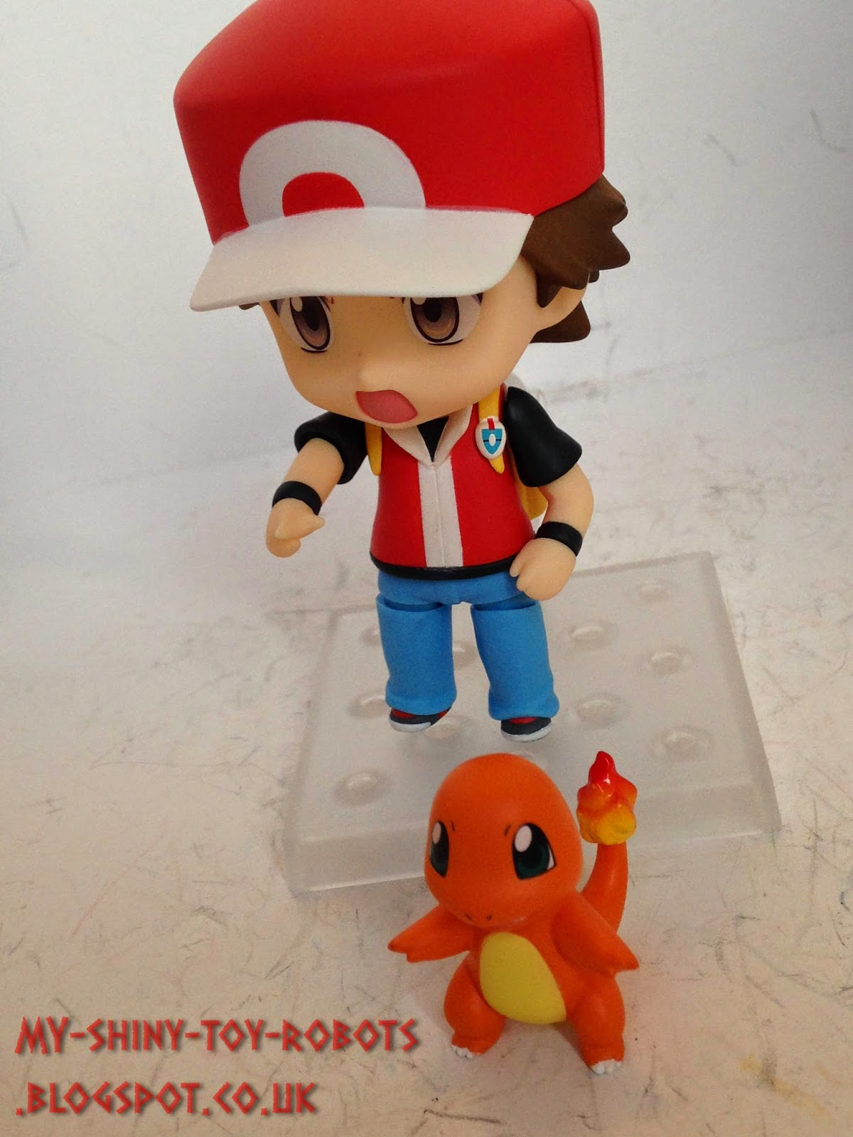 Sending Charmander into battle