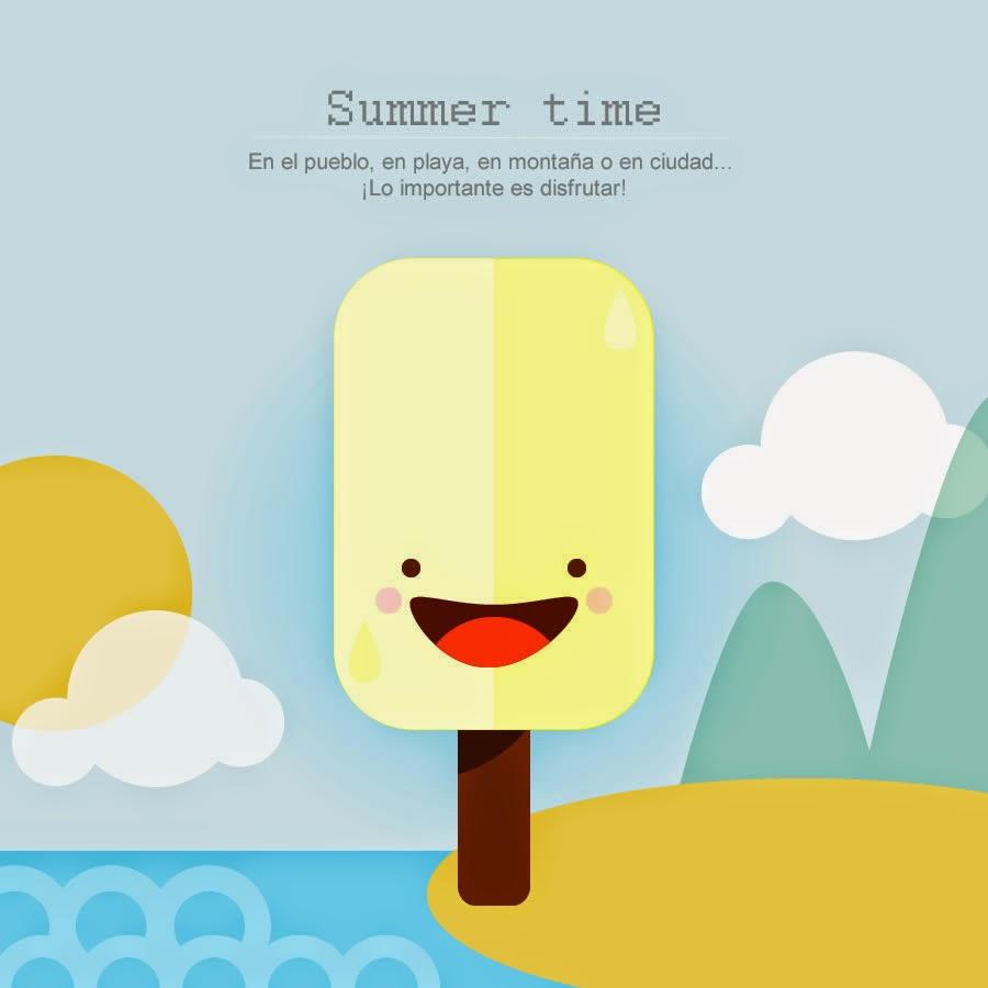 Summer time! Nos vestimos de verano