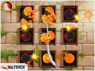 صور تحميل لعبه Fruit Ninja Puss Boots v1.0.4