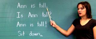 changes to teaching maths english